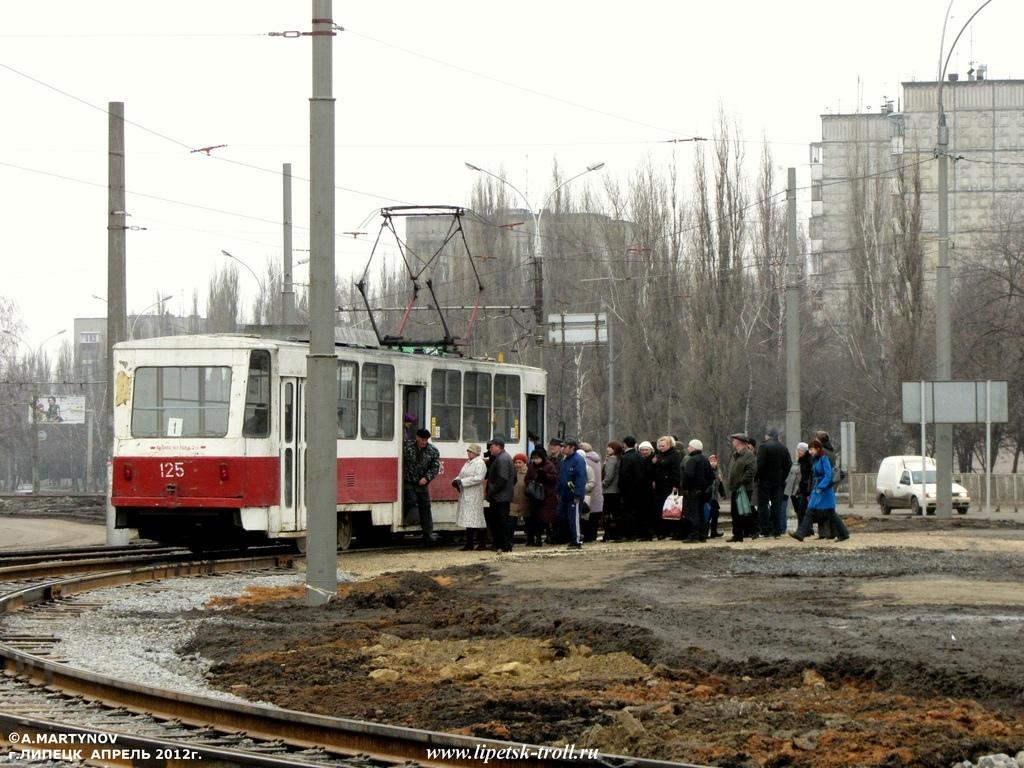 разное трамвай 27