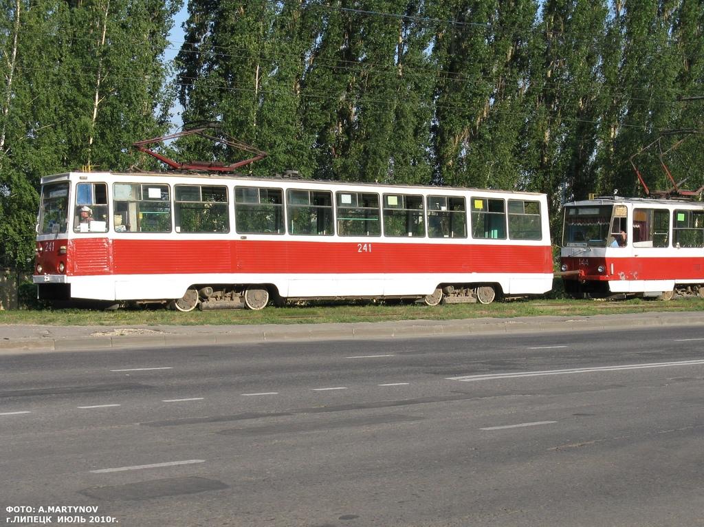 разное трамвай 3